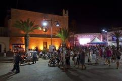 Cous Cous fest - San Vito lo Capo Stock Image