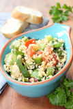 Cous cous salad Royalty Free Stock Image