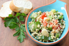 Cous cous salad Stock Photos