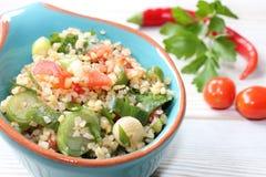 Cous cous salad Stock Image