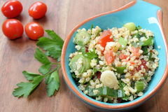 Cous cous salad Stock Photography