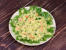 Cous cous salad Stock Images