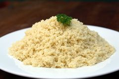 Couscous Royalty Free Stock Image