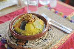 Couscous Stock Photography