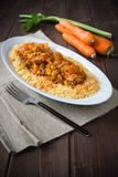 Couscous Royalty Free Stock Images