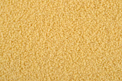 Couscous background Royalty Free Stock Image
