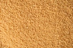 Couscous close up Royalty Free Stock Photos
