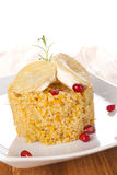 Couscous. Royalty Free Stock Images