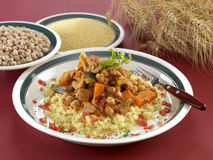 Spicy Couscous Stock Photos & Images