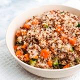 Couscous med grönsaker Royaltyfri Foto