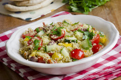 couscous moroccan Obrazy Royalty Free