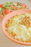 couscous moroccan siedem tajine warzywa Fotografia Stock