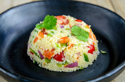 Couscous salad  Royalty Free Stock Image