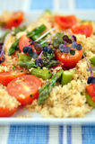 Couscous salad Stock Photos