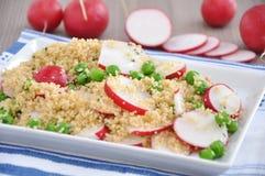 Couscous salad Stock Image