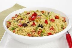 Couscous-Salat lizenzfreies stockbild
