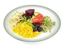 Couscous-Salat Lizenzfreies Stockfoto