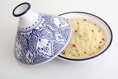 Couscous and Tagine Stock Photos