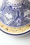 Couscous and Tagine Royalty Free Stock Photography