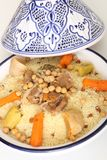 Couscous and Tagine Royalty Free Stock Photos