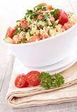 Couscous with vegetables Stock Photo