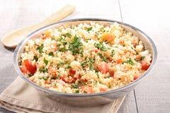 couscous warzywa Obraz Stock