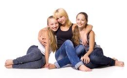 Cousins Photographie stock