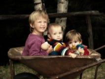 Cousins Photo libre de droits