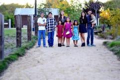Cousins de BFF Images libres de droits
