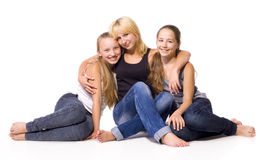 Cousins Stock Photography