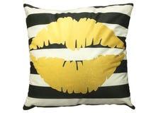 Coussin décoratif de divan photo libre de droits