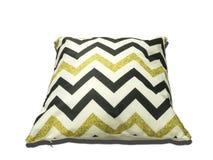 Coussin décoratif de divan image libre de droits