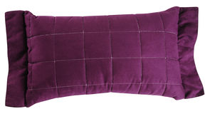 Coussin. D'isolement photo stock