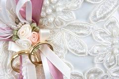 Coussin de cérémonie Images stock