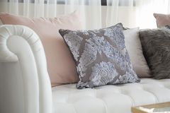 Coussin de luxe image stock