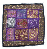 Coussin indien de batik photos libres de droits