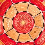 Coussin marocain image stock