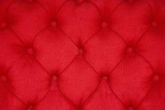 Coussin rouge Images libres de droits