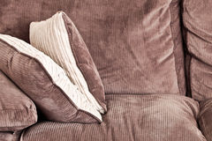Coussins de sofa photos libres de droits
