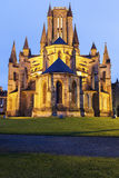 Coutances Cathedral Stock Photos