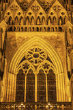 Coutances Cathedral Stock Photography