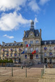 Coutances City Hall, France Royalty Free Stock Image