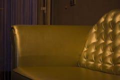 coutch χρυσός Στοκ Φωτογραφία