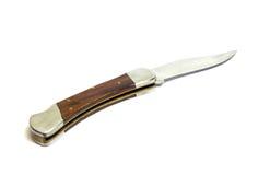 Couteau Photographie stock libre de droits