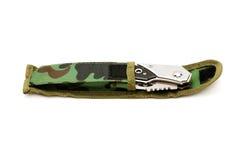couteau de chasse image stock