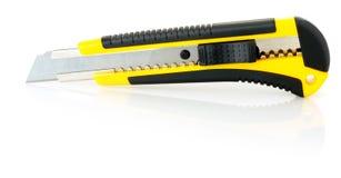 Couteau de coupeur de cadre Photographie stock