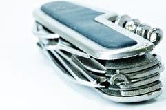 Couteau de crayon lecteur Image libre de droits