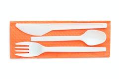 Couteau de fourchette de cuillère Image libre de droits