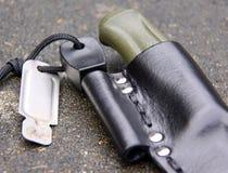 Couteau de mg de Mora 510 Image libre de droits
