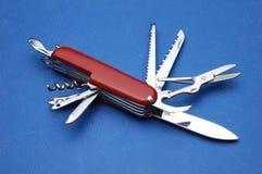 Couteau de poche Photos libres de droits